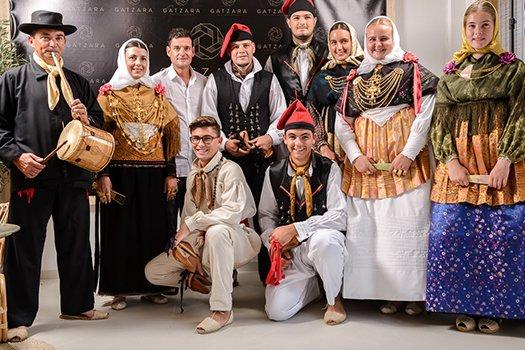 Animation musique populaire et traditionnelle Ibiza. Eventa agence événements Ibiza