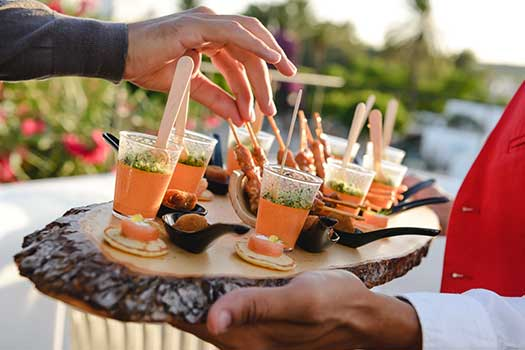 Service de Catering Ibiza