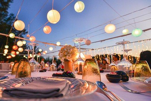 Décoration et ambiance personnalisée Ibiza