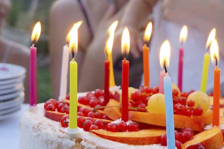 Gâteau d'anniversaire Ibiza organisateur professionnel événement Ibiza