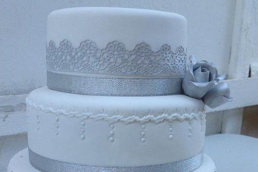 Gâteau de mariage Ibiza