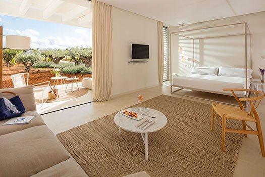 Hôtel ruraux Ibiza service Hébergement