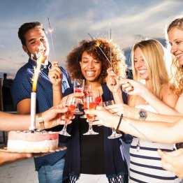 Organisation fête d'anniversaire Ibiza, plage