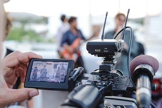 Photographie et vidéographie. Service Ibiza