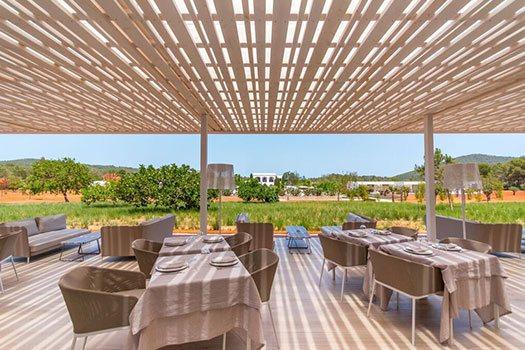Hôtel rural Ibiza, service de sélection du site