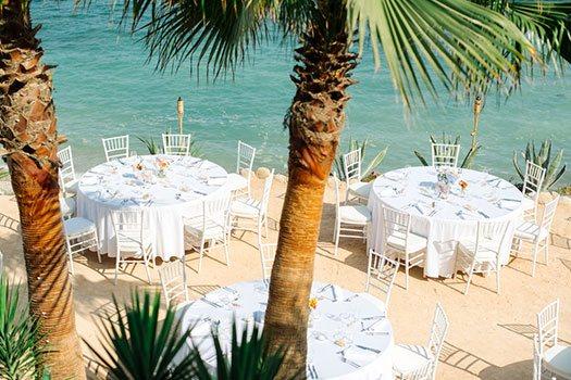 Vue mer location Ibiza