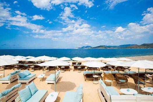 Location vue mer Ibiza