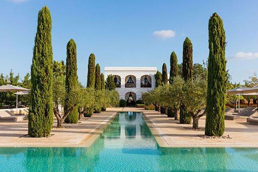 Sélection du site luxe piscine