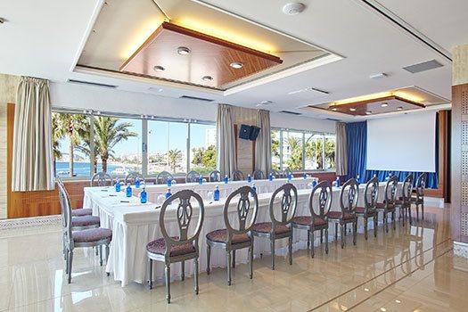 Sélection du site luxe restaurant Ibiza