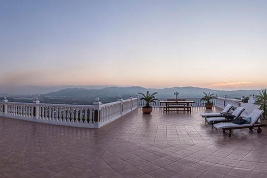 Sélection du site service Ibiza